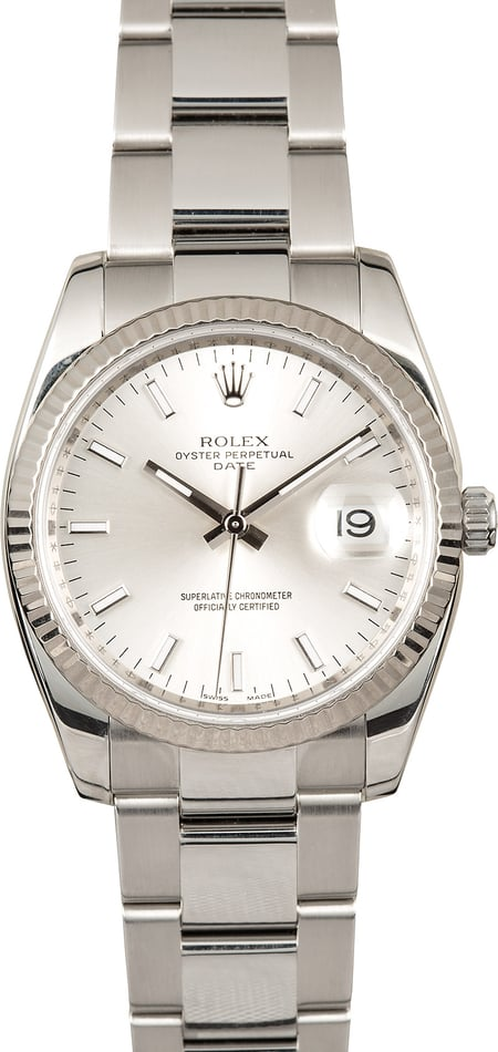 Rolex Date 115234 Oyster