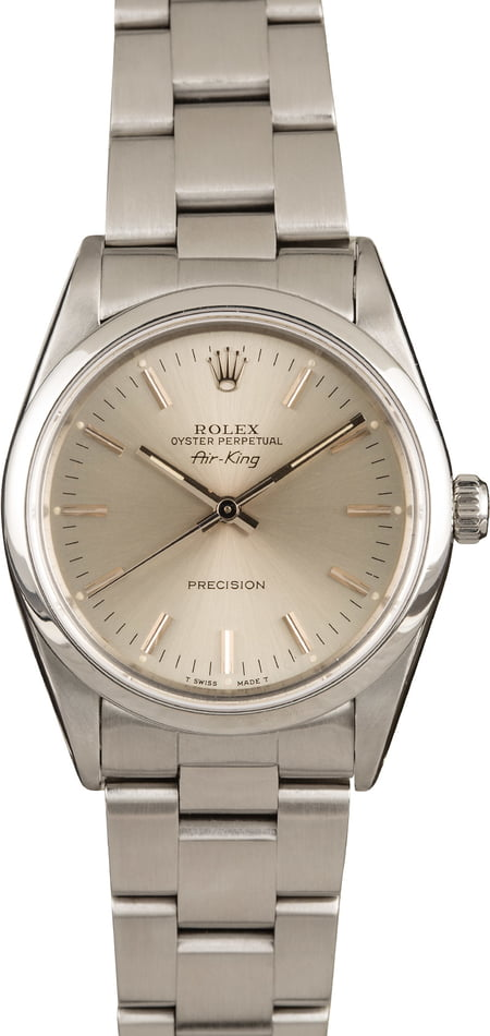 Pre-Owned Rolex Air-King 15000