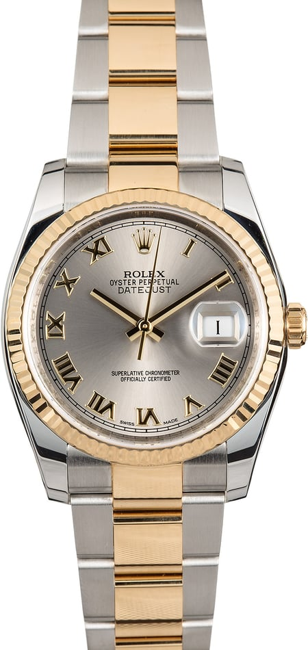 Rolex Datejust 116233 Oyster
