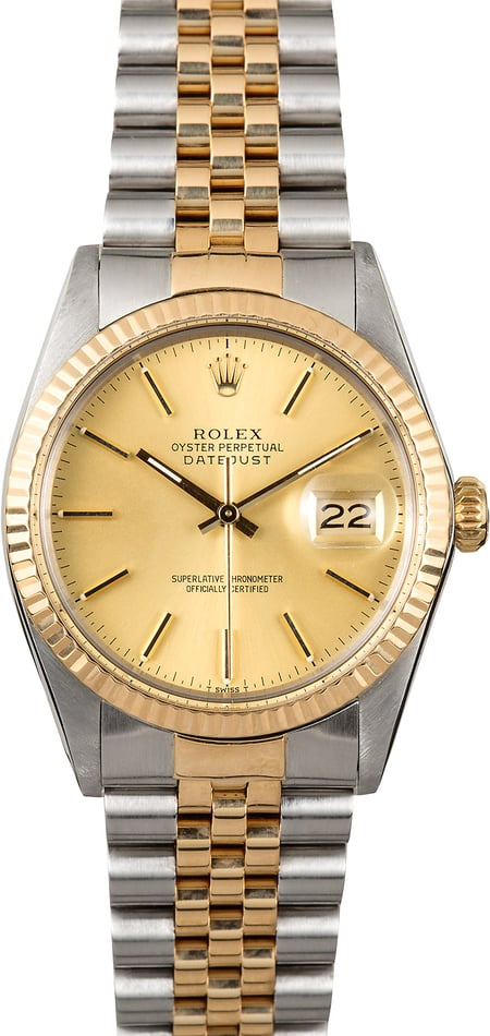 Rolex Datejust 36 16013 Men's