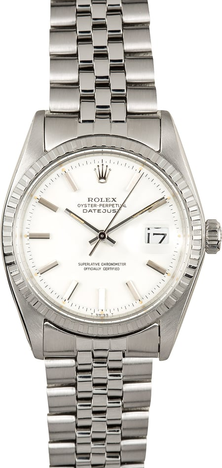 Rolex Datejust 1603 Stainless