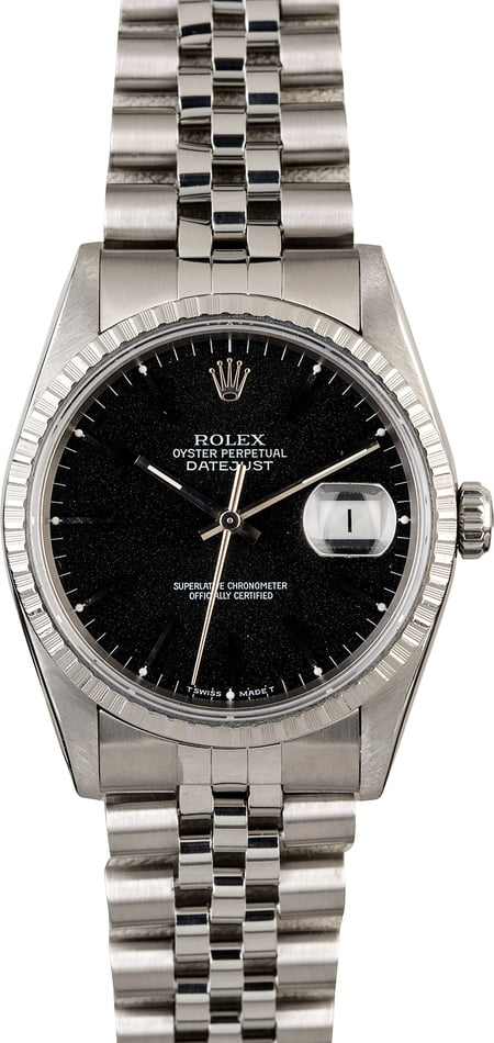 Rolex Datejust 16220 Men's Watch