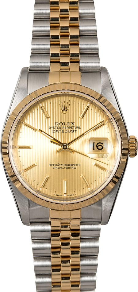 Certified Pre-Owned Rolex Datejust 16233
