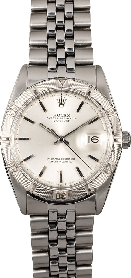 Men's Vintage Rolex Datejust 1625 Thunderbird