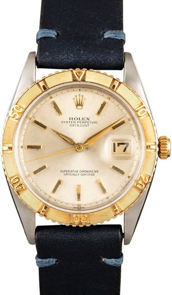 Rolex Datejust 1625 Two Tone 'Thunderbird'