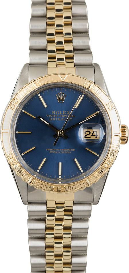 Pre-Owned Rolex Thunderbird Datejust 16253