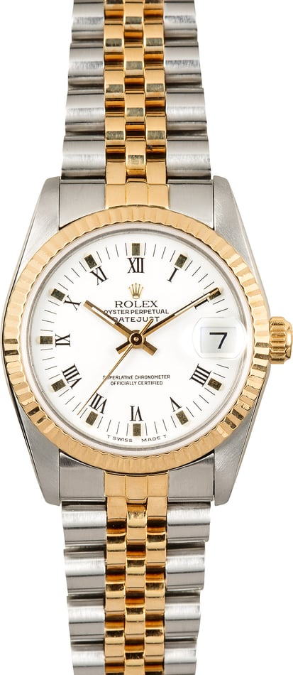 Rolex Datejust 31 Mid-size Watch 68273