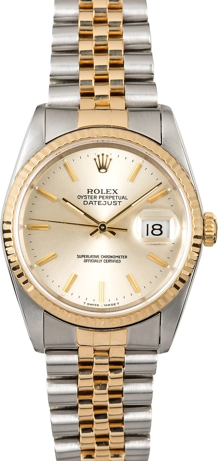 Rolex Datejust 36MM Jubilee 16233