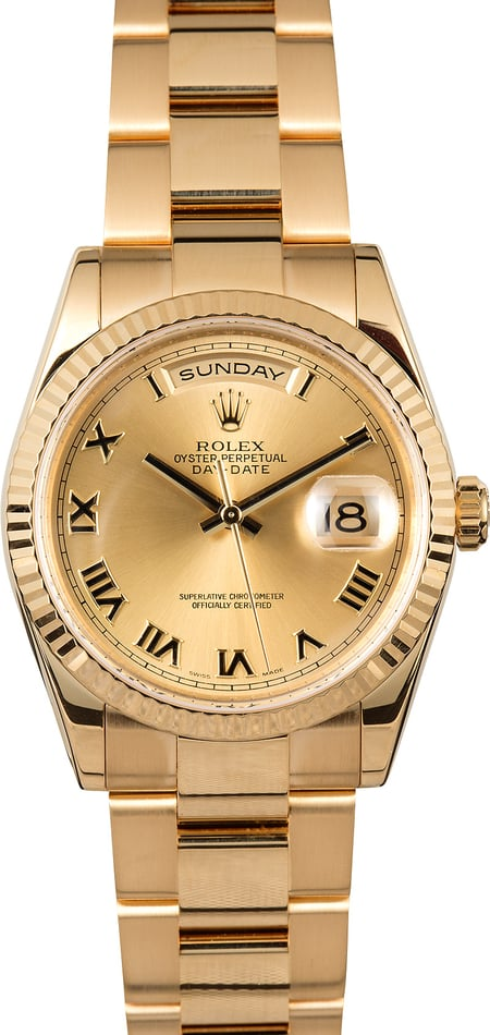 Rolex Day-Date 118238 Oyster