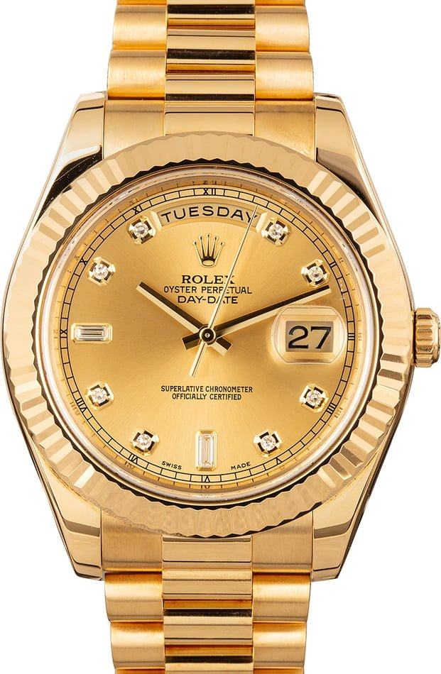 Rolex Day-Date President 218238