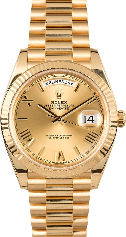 Rolex Day-Date 40MM President 228238