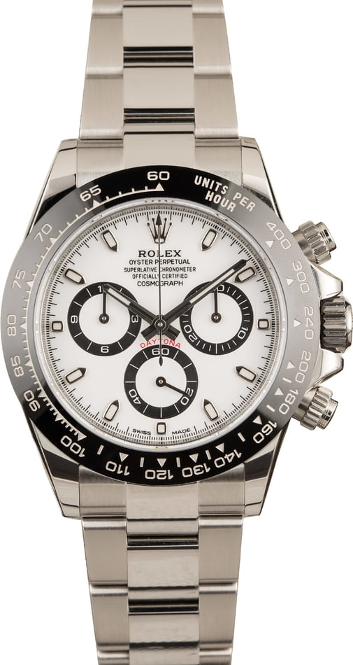Pre-Owned Rolex Daytona 116500 Ceramic Bezel