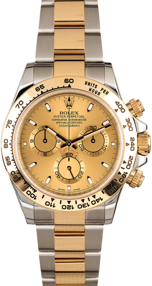 Rolex Daytona Cosmograph 116503 Two Tone Oyster