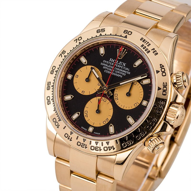 14 Certified Pre Owned Rolex Daytona Watches For Sale Bob S Watches