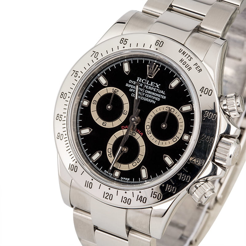 3f72ee5890c 11 Certified Pre-Owned Rolex Daytona watches for Sale