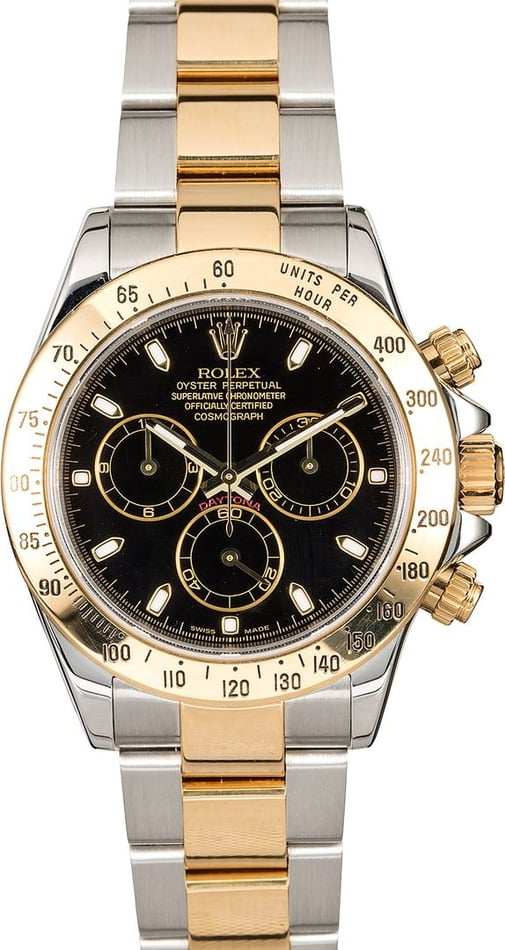 Rolex Daytona 116523 Superlative Chronometer