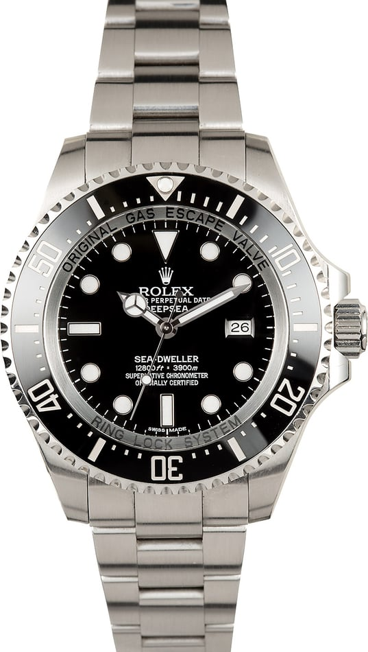 Rolex Deepsea Sea-Dweller 116660 Ceramic