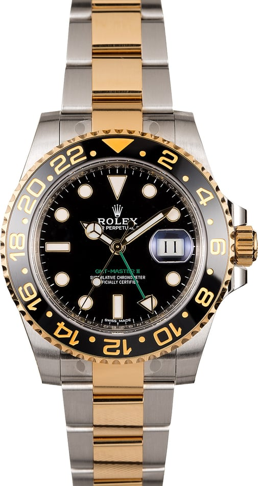 Rolex GMT-Master II 116713 Factory Stickers