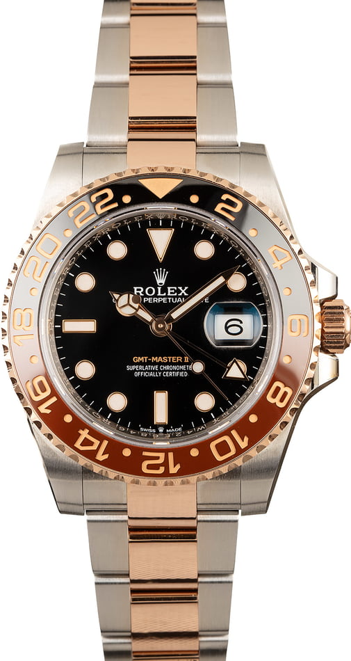 Rolex GMT-Master II Ref 126711 'Root Beer'