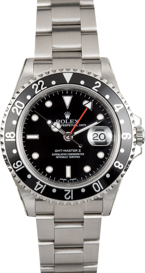 Rolex GMT-Master II 16710 Factory Stickers
