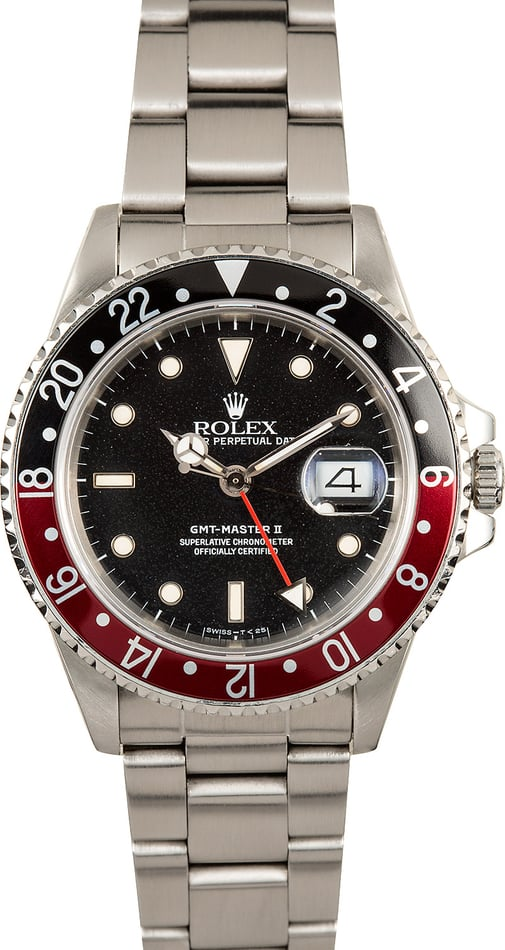 "Rolex GMT-Master II ""Fat Lady"""