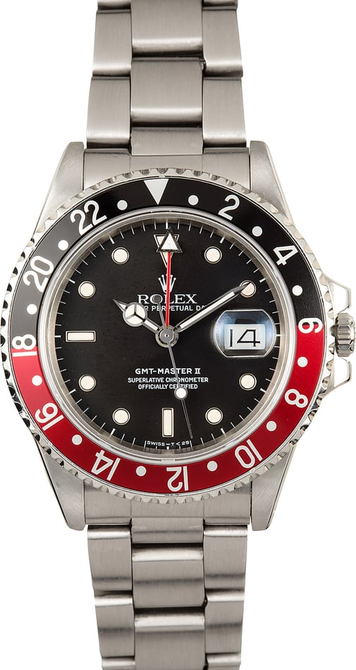 Rolex GMT-Master II Fat Lady 16760