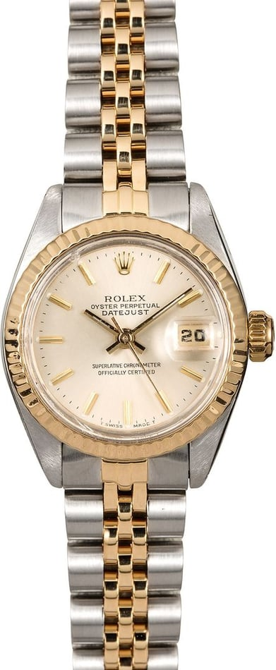 Vintage Women's Rolex Datejust 6917