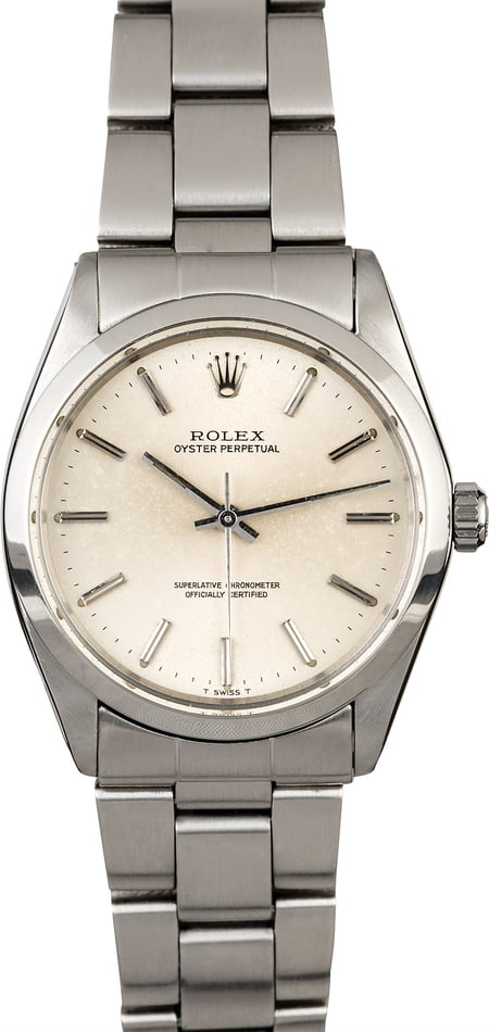 Rolex Oyster Perpetual 1002 Vintage Watch