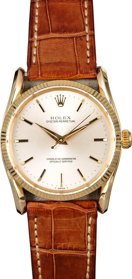 Rolex Vintage Oyster Perpetual 1011