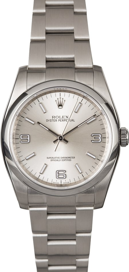 Rolex Oyster Perpetual Stainless 116000 36MM
