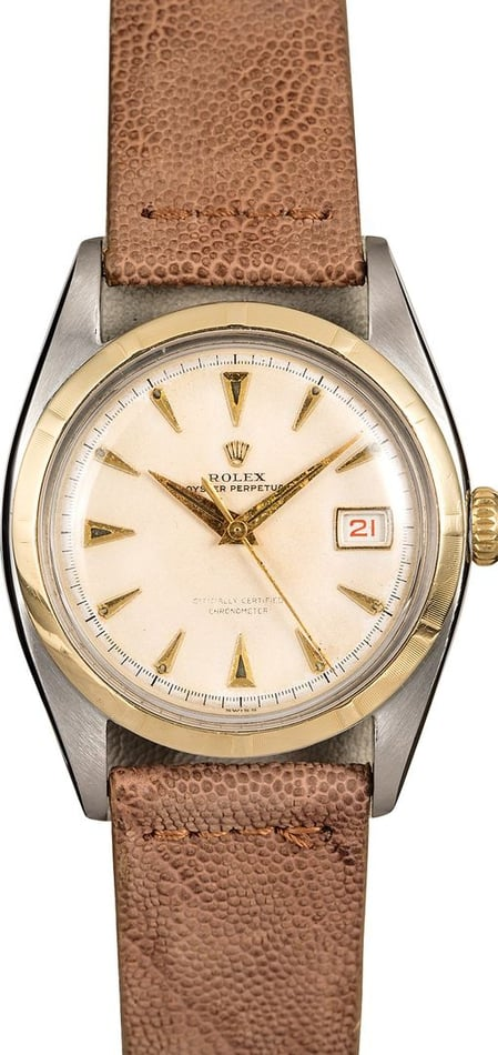 Vintage Rolex Oyster Perpetual 6105