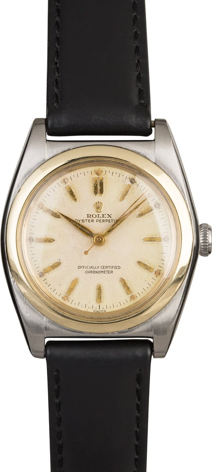 Rolex Oyster Perpetual 3133 Bubbleback