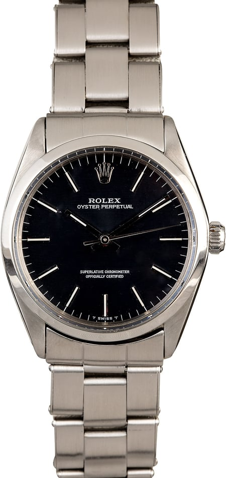 Rolex Oyster Perpetual 1002 Oyster Rivet