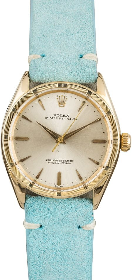 Rolex Oyster Perpetual 1007 Gold