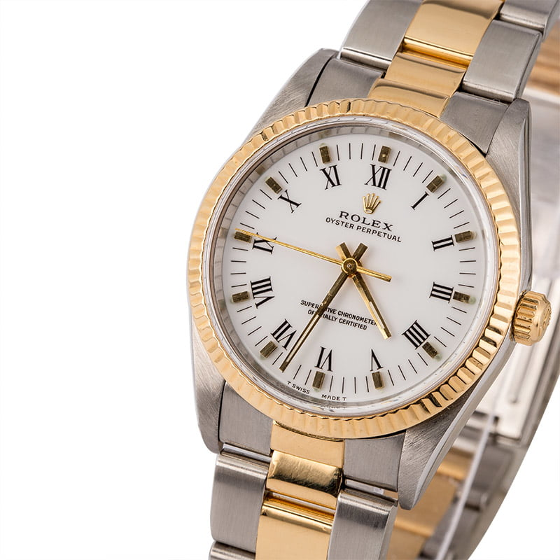 9a52b9b9e08e0 538 Certified Pre-Owned Rolex Watches for Sale | Bob's Watches