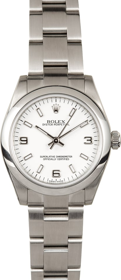 Rolex Oyster Perpetual 177200 Ladies 31MM