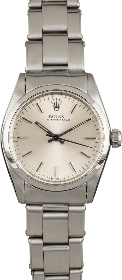 Rolex Oyster Perpetual 6548