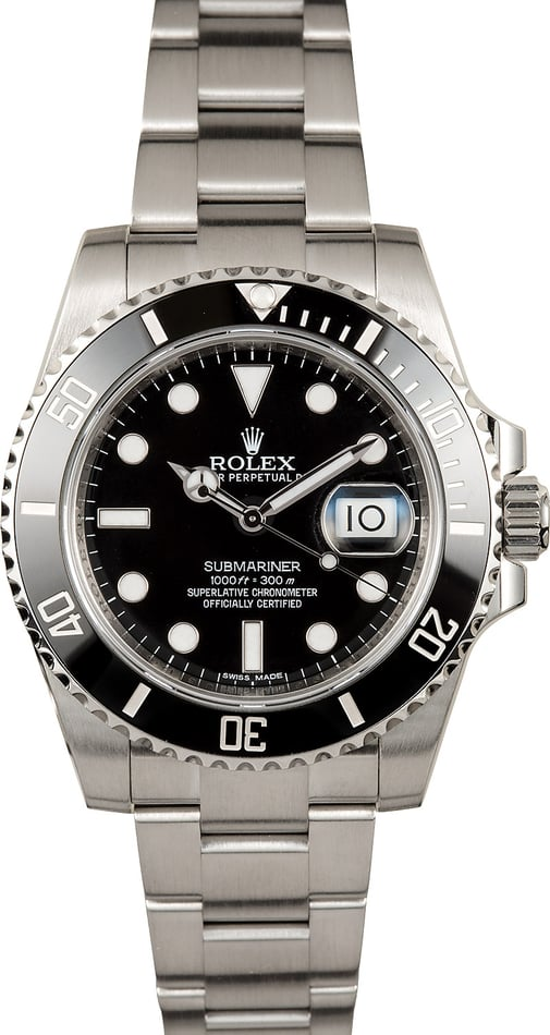 Rolex Oyster Perpetual Submariner 116610