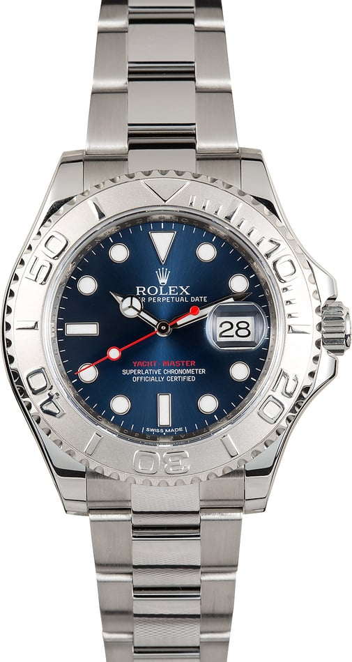 Used Rolex Yacht-Master 116622