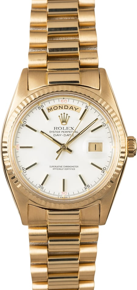 Rolex President Day-Date 1803 Gold