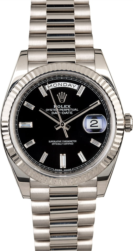 Rolex Day Date 40 President 228239