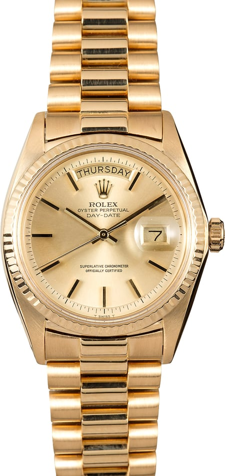 Rolex Presidential 1803 Vintage Day-Date