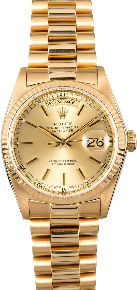 Rolex Presidential 18038 Day-Date