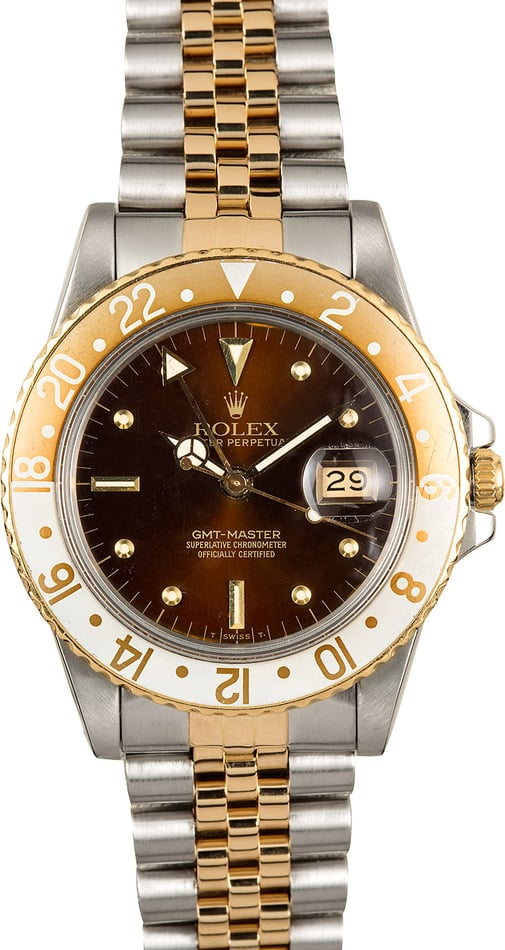 Rolex Root Beer GMT-Master 16753