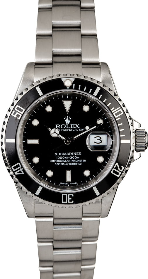 Rolex Submariner 16610 Oyster Band