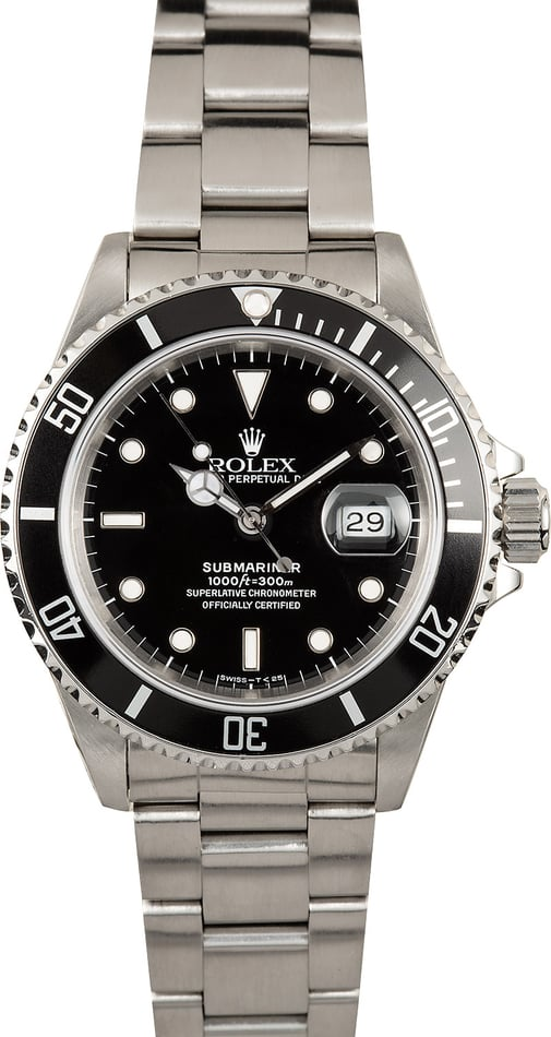 Rolex Submariner Stainless Steel