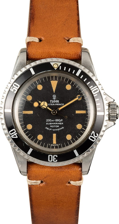 Certified Pre-Owned & Vintage Tudor Watches -