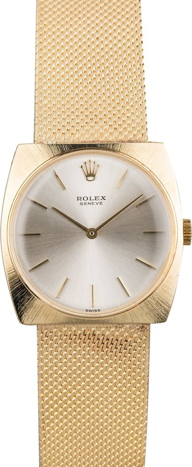Pre Owned Rolex Cocktail 3604 Yellow Gold