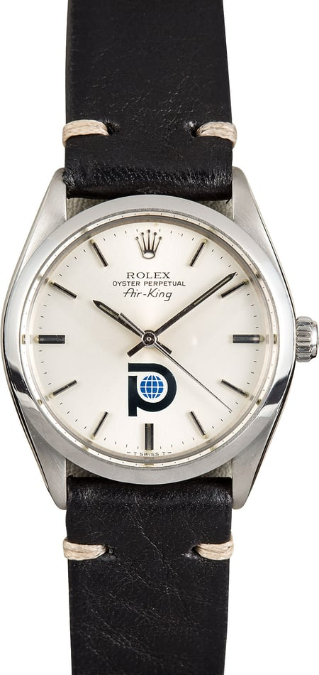 Rolex Vintage Air-King Intairdril Dial