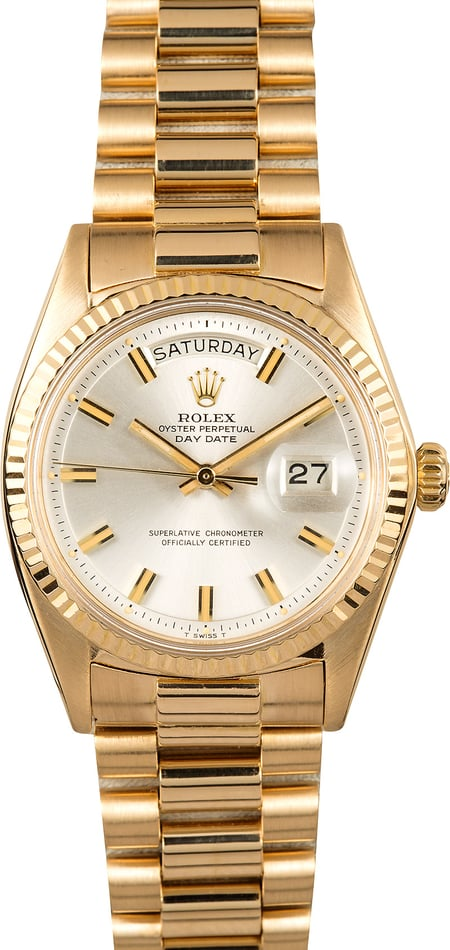 Rolex Vintage Presidential 1803 Day-Date